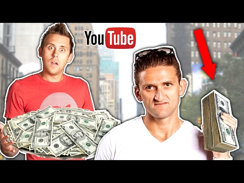 TOP 5 RICHEST YOUTUBE VLOGGERS OF 2017 ( Roman Atwood , Casey Neistat )