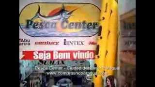 preview picture of video 'Pesca Center - Ciudad del Este, Paraguai'