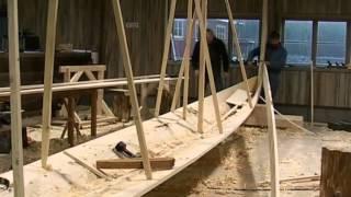 Prosjekt Åfjordsbåt - bygging av fembøring og færing