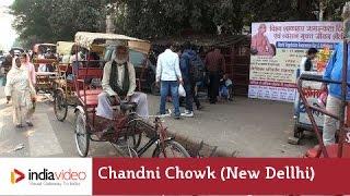 Shah Jahan's Chandni Chowk is still a bustling hangout