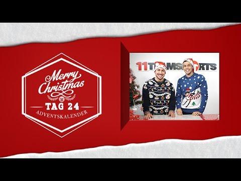 11TS Adventskalender - EPIC ICE FOOTBALL FINAL BATTLE l Tag 24