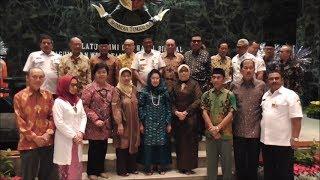 Hadiri Halal Bihalal Paguyuban Werdatama Jaya, Ini Pesan Gubernur Djarot