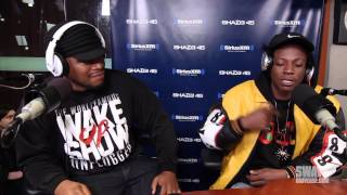 Joey Bada$$ Performs Live on Sway in the Morning