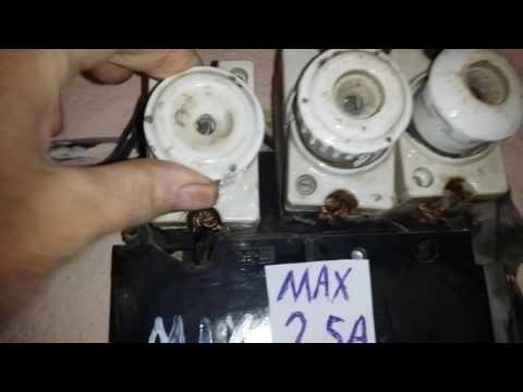 Układ automatycznego połączenia z licznikiem Merkury 201