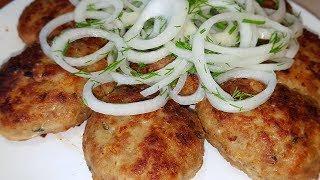 Котлеты,как Люля-кебаб, по-цыгански.Gipsy cuisine.