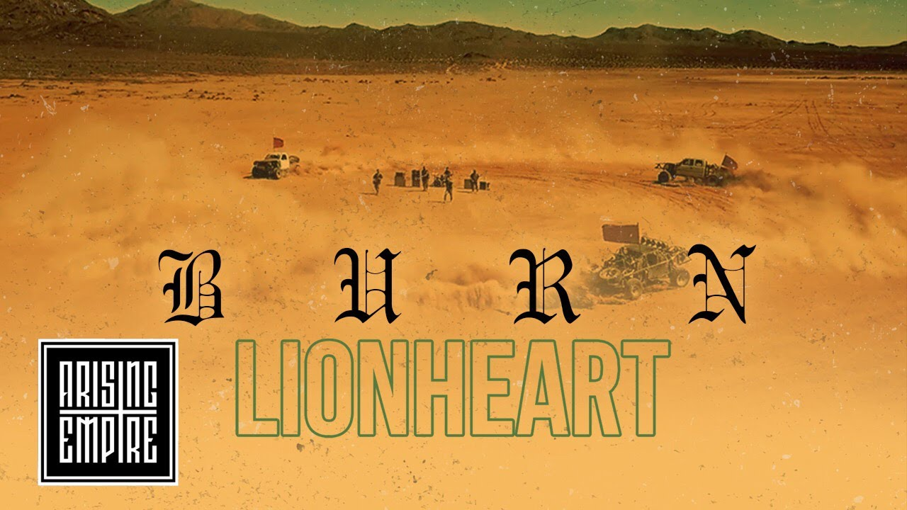 LionHeart – Burn