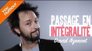 DAVID AZENCOT   Passage En Intégralité