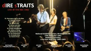 "Dire Straits ""Twisting by the pool"" 1982-12-17 Birmingham [AUDIO ONLY]"