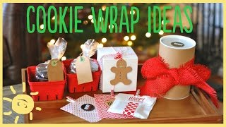 EAT | Cookie Wrapping Ideas