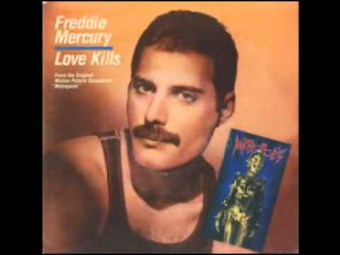 Freddie Mercury - Love Kills (More Order Rework By The Glimmers)