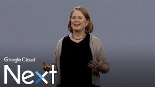 Google Cloud Next '17 - Day 1 Keynote