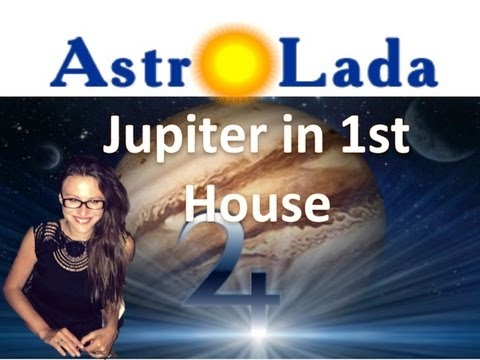 Jupiter in signs and houses