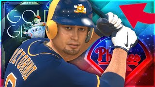 DIAMOND Shane Victorino Is Actually AMAZING? 98 Hal Newhouser Debut! MLB The Show 20 Gameplay