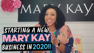 NOW THRU June 30th, 2021!!! Starting a New Mary Kay Business in 2020!! With E Start!!