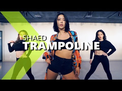 SHAED - Trampoline / HAZEL Choreography.