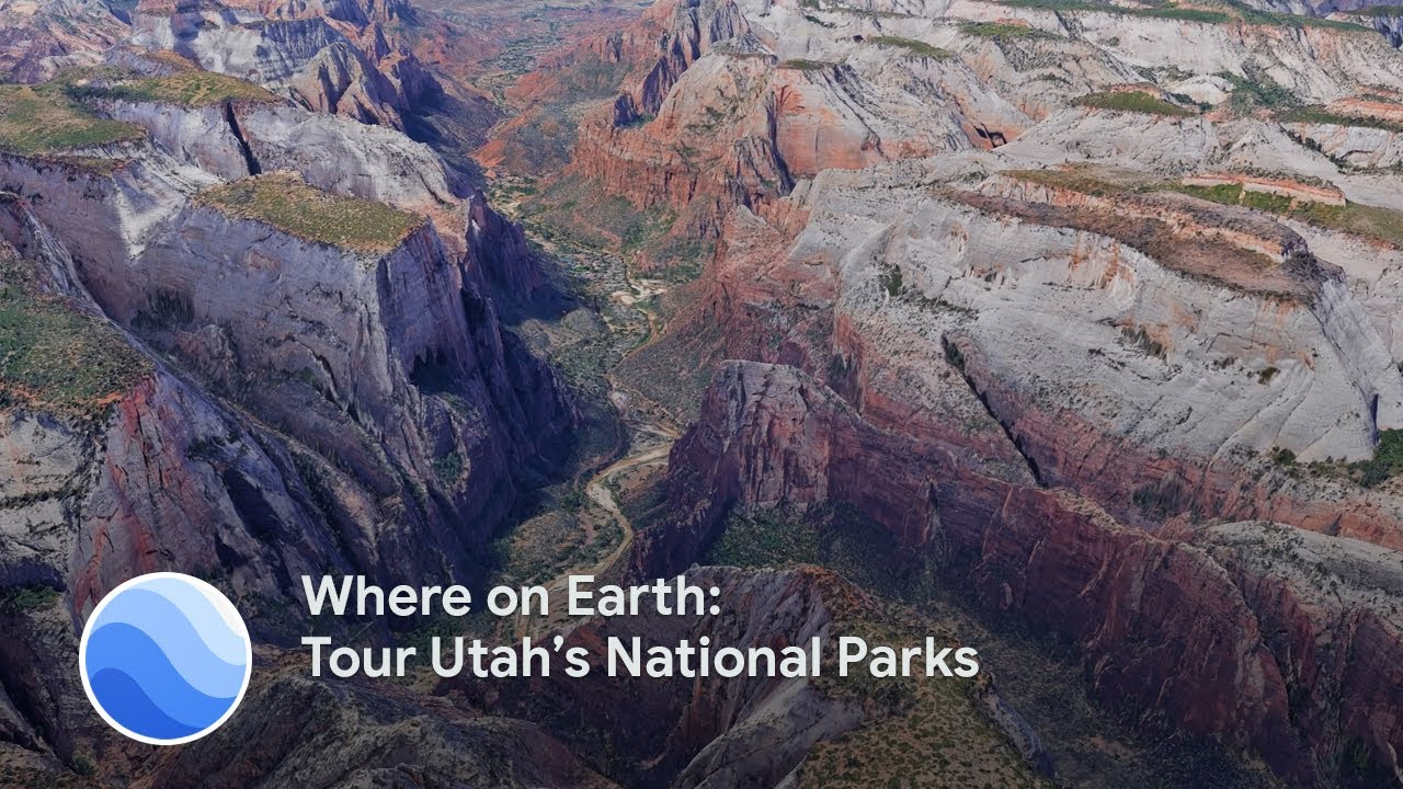 Video showing a tour of Utah's National Parks.
