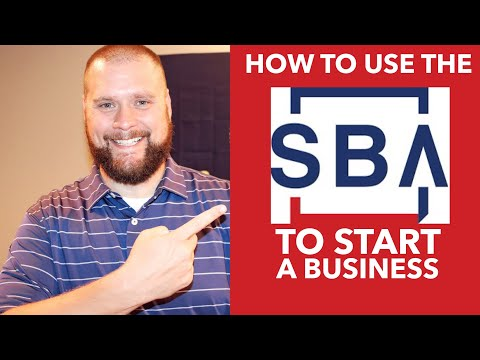 , title : 'How to get an SBA loan to start a business #SBA