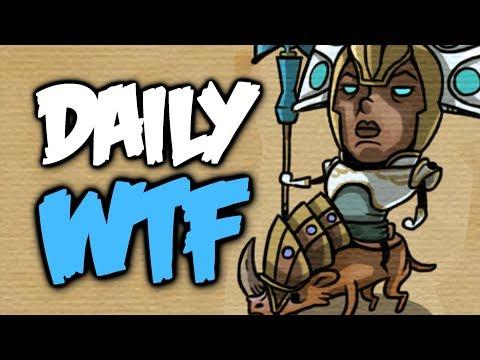 Dota 2 Daily WTF - Boyz n the Hood
