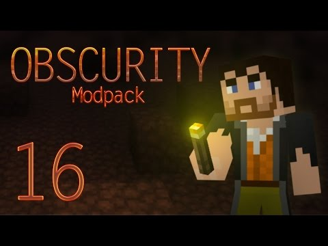 Zombie Power (Minecraft Obscurity Modpack | Episode 16) [Modded Minecraft]