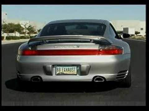 Porsche 993 C4S 94-98 Drive Off – Billy Boat Exhaust