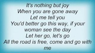 Al Green - Going Away Lyrics