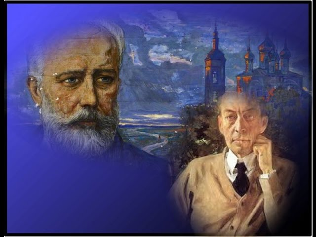 Tchaikovsky and Rachmaninoff: Two Hour + Playlist