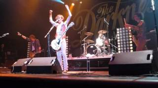 The Darkness - Every Inch of You (Houston 04.19.16) HD