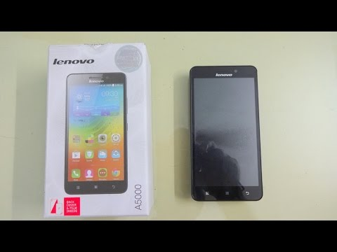 Lenovo A5000 Hands on Review,Benchmark,Pros & Cons