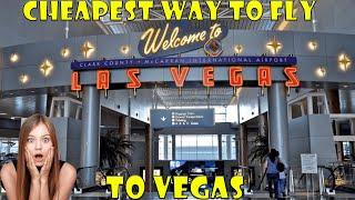 How To Get Cheap Vegas Airfare