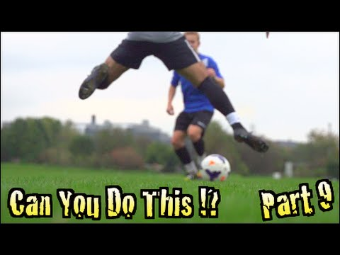 Learn Amazing Soccer Skills: Can You Do This!? Part 9 | F2Freestylers