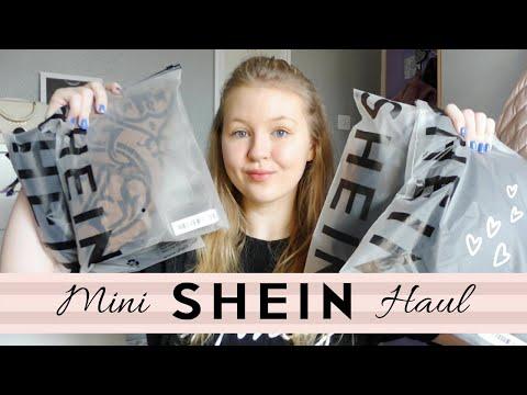Mini SHEIN Try on Haul   Grace Denton