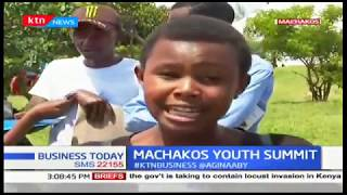 Machakos county hosts youth empowerment forum to tackle unemployment rate that stands at 40%