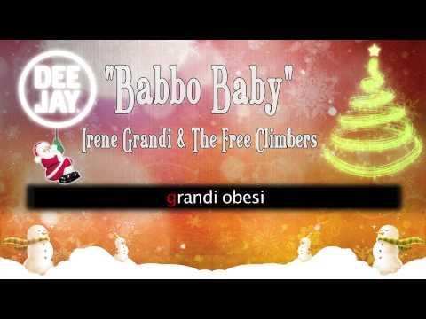 Irene Grandi & The Free Climbers - Babbo Baby (lyrics video)