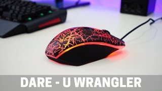 Dare - U Wrangler Upgraded Version Review | Gaming mouse