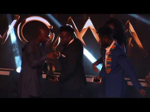 Bonified wins Album of the Year at VGMAs 2018