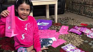 Piyali's Valentine's Day Gift Packing for her friends