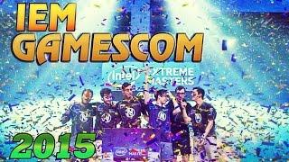 Best of CS GO | IEM GAMESCOM 2015
