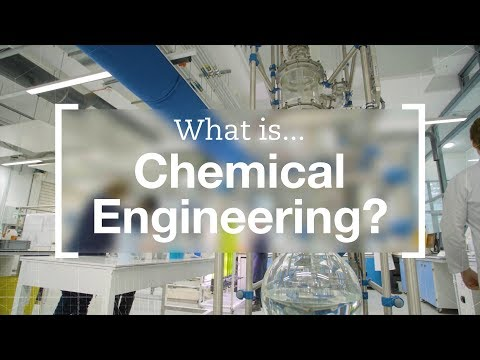 What is Chemical Engineering? - YouTube