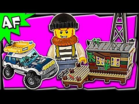 Vidéo LEGO City 60068 : La cachette des bandits