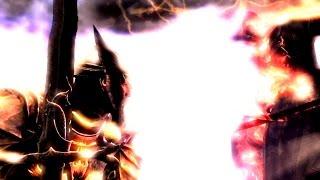 Skyrim Battles - Sithis vs All Daedric Princes, Nine Divines & Magnus [Legendary Settings]