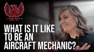 What It's Like To Be An Aircraft (A&P) Mechanic