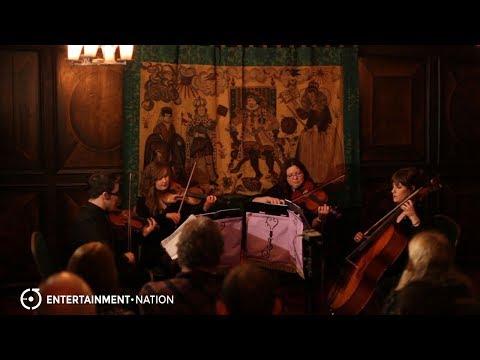 The White Rose Quartet - Nothing Else Matters
