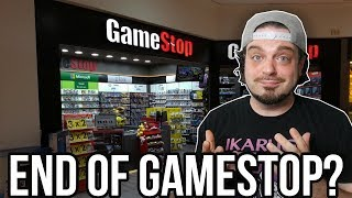 WHY GameStop Is In TROUBLE And Is It BAD For Gamers?  | RGT 85| RGT 85