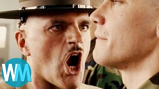 Top 10 Psychotic Drill Sergeant Characters