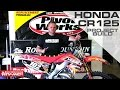 Honda CR125 Bike Build
