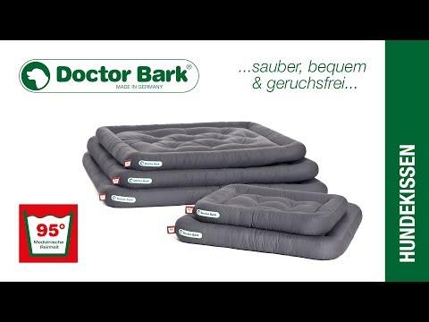 Doctor Bark Hundekissen - orthopädisch und von höchster Qualität