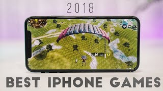 Gambar cover Top 10 Best iPhone Games 2018 | Must Play