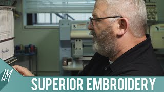 Superior Embroidery (30 Sec Tv Spot)