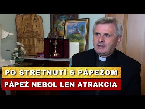 Čo znamená pápež pre gréckokatolíkov? – Protosynkel Ľubomír Petrík
