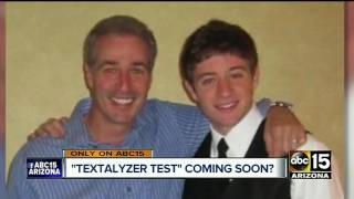 "New ""Textalyzer"" test could help police detect distracted driving"